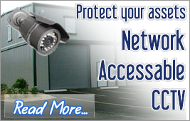 RB Installations also provide fully network accessible CCTV Installations